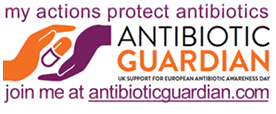Antibiotic Guardian - my actions protect antibiotics - join me at http://antibioticguardian.com